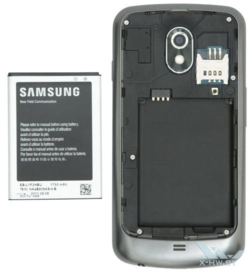 Разобранный Samsung Galaxy Nexus