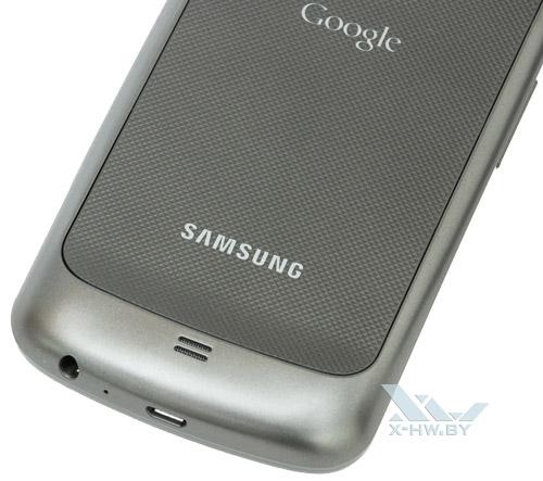 Ухват на задней крышке Samsung Galaxy Nexus