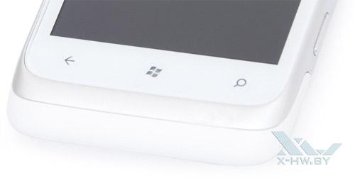 Кнопки HTC Radar HTC Radar