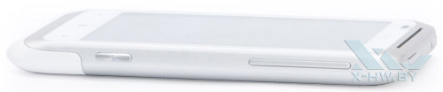 Правый торец HTC Radar