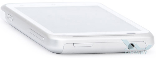 Верхний торец HTC Radar
