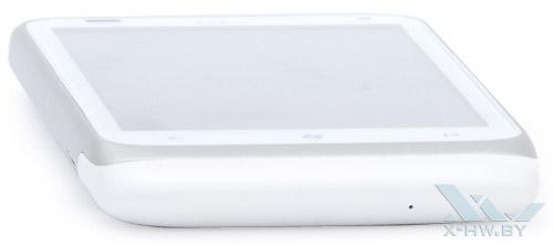 Нижний торец HTC Radar