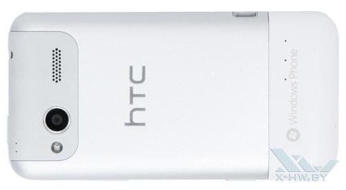 Задняя крышка HTC Radar