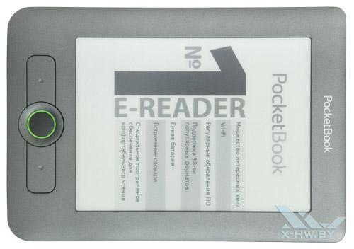 Лицевая сторона PocketBook Basic 611