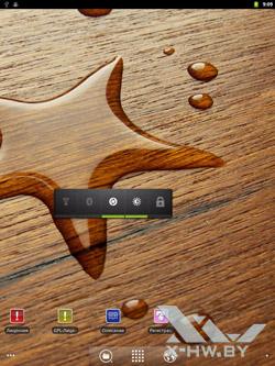 Ярлыки на рабочем столе PocketBook A10