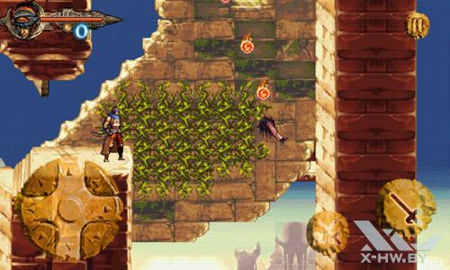 Игра Prince of Persia на Huawei U8800 IDEOS X5
