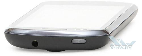 Верхний торец Huawei U8800 IDEOS X5