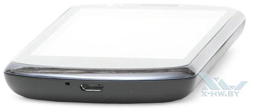 Нижний торец Huawei U8800 IDEOS X5