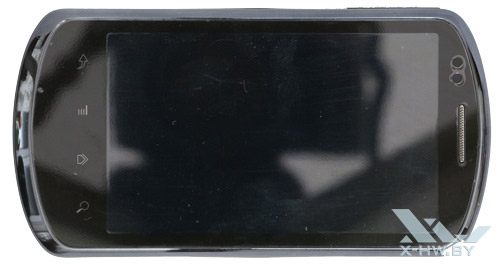 Huawei U8800 IDEOS X5. Вид сверху