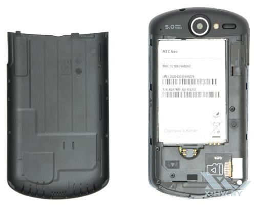 Внутри Huawei U8800 IDEOS X5