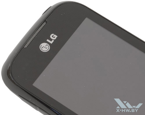 Динамик LG Optimus Net Dual P698