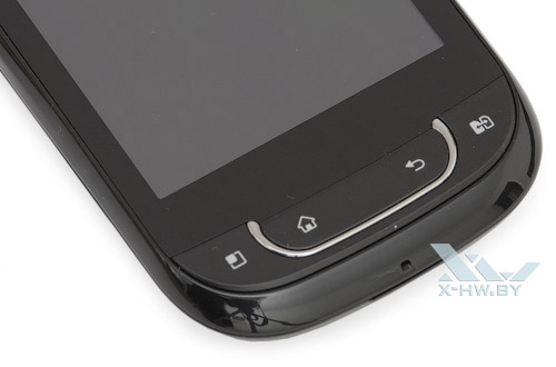 Кнопки LG Optimus Net Dual P698