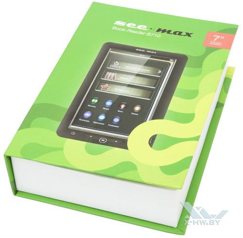 Коробка Seemax B710