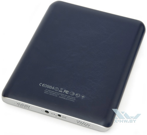 Вид сзади PocketBook IQ 701