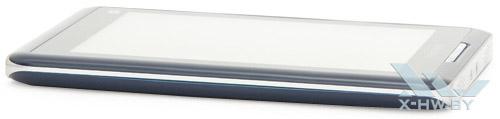 Левый торец PocketBook IQ 701