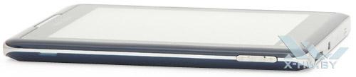 Правый торец PocketBook IQ 701