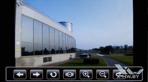Просмотр фотографий на Seemax B710. Рис. 1