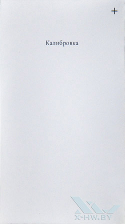 Калибровка экрана Seemax B710