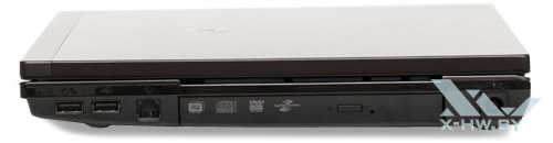 Правый торец HP ProBook 4525s