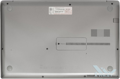Днище Samsung 700Z5A