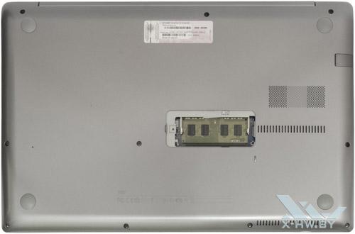 Возможности обновления Samsung 700Z5A