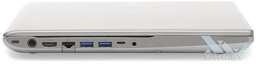Левый торец Samsung 700Z5A