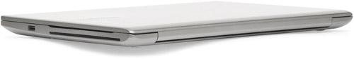 Samsung 700Z5A. Вид сзади