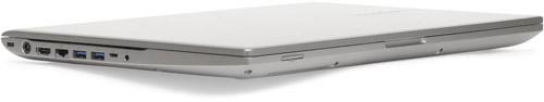 Samsung 700Z5A. Вид спереди