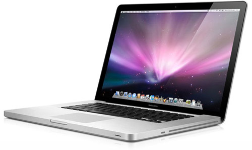Apple MacBook Pro 15.4 в unibody-корпусе