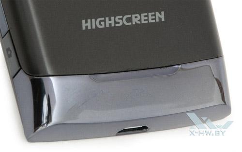 Нижняя часть крышки Highscreen Cosmo Duo