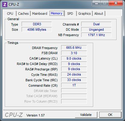 Оперативная память ASUS N52D
