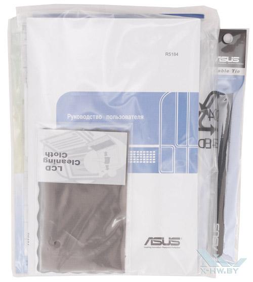 Комплектация ASUS N52D. Рис. 1
