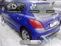 Галерея на Huawei U8350. Рис. 2