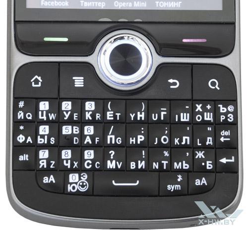 Подсветка клавиатуры Huawei U8350