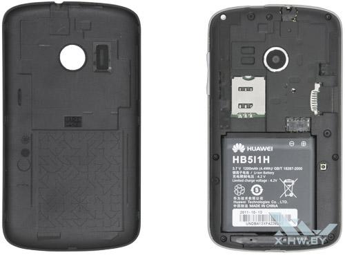 Аккумулятор Huawei U8350