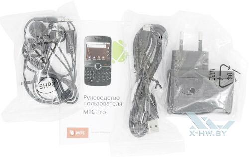 Комплектация Huawei U8350