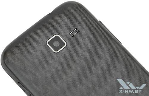 Камера Samsung Galaxy Y Pro
