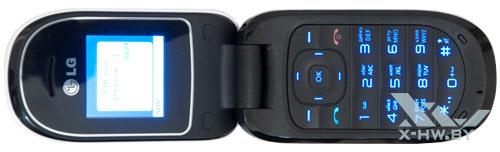 Подсветка кнопок LG A175