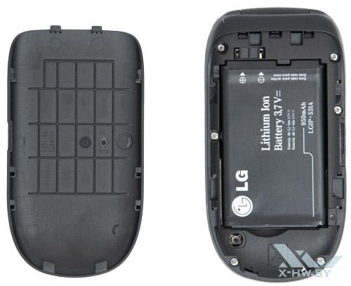 Аккумулятор LG A175