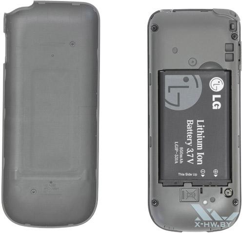 Аккумулятор LG A100