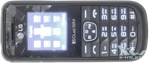 Подсветка кнопок LG A190