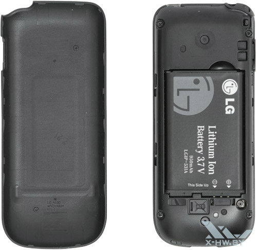 Аккумулятор LG A190