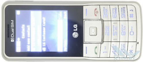 Подсветка клавиатуры LG A155