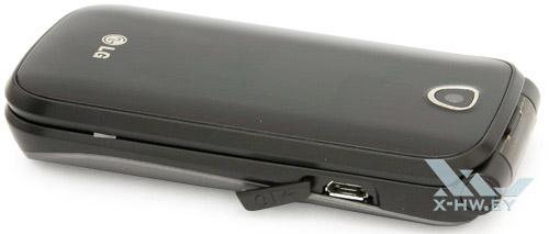 Разъем microUSB на LG A258
