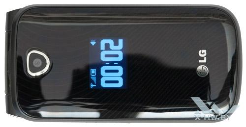 Внешний экран LG A258