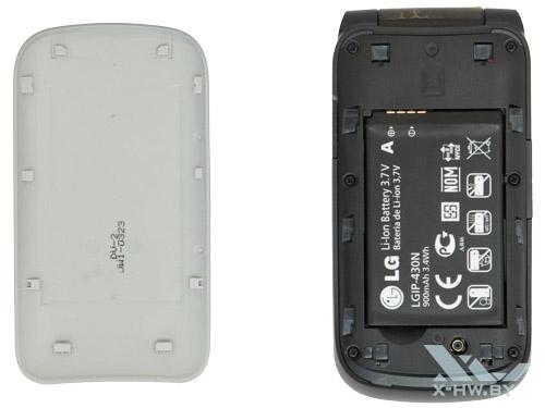 Аккумулятор LG A258