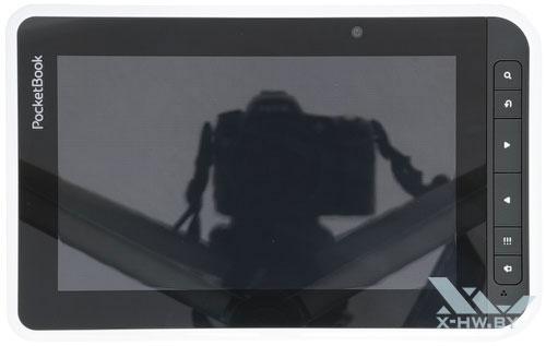 PocketBook A7. Вид сверху