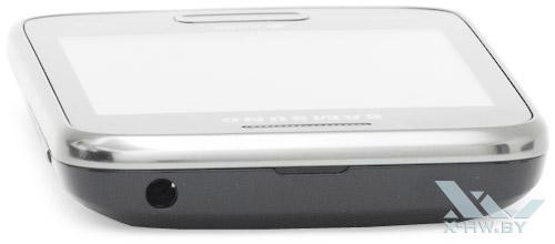 Верхний торец Samsung Galaxy Y Duos
