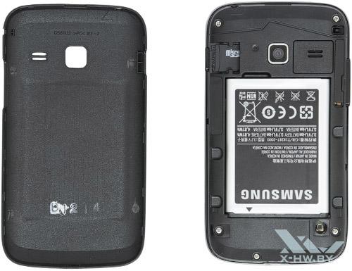 Аккумулятор Samsung Galaxy Y Duos