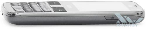 Правый торец Samsung Galaxy Y Pro Duos